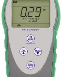 pH-mV-ORP-TEMPERATUR METER