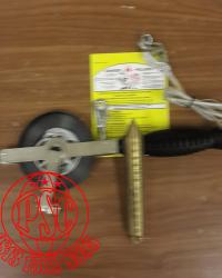 """Lufkin C1290SF590N 1/2"""" x 25' Oil Gauging Tape"""