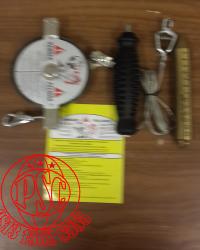 """Lufkin C1291SF590N 1/2"""" x 33' Oil Gauging Tape"""