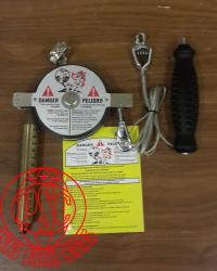 """Lufkin CN1290SF590N 1/2"""" x 25' Oil Gauging Tape"""