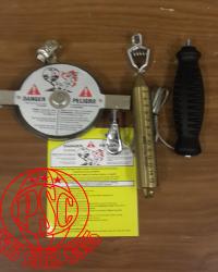 """Lufkin CN1290SMEN 1/2"""" x 8 m/26' Oil Gauging Tape"""
