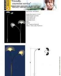 Lampu Hias Taman Kota