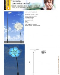 Lampu Hias Penerangan Taman
