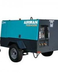 """Air Compressor AIRMAN PDS 400S"""