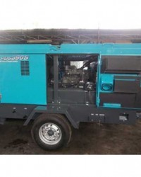 """Air Compressor AIRMAN PDS 390 S"""