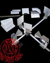 Advanced Microwave Optics System WA-9316A Pasco Scientific