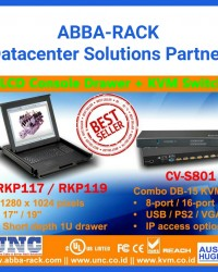 JUAL LCD KVM SWITCH INDONESIA