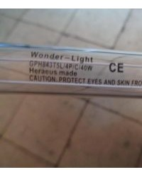 Jual Bohlam lampu UV Wonder 40 watt