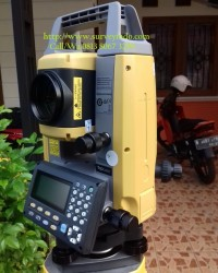Total station Topcon GM-52 (2 Display) Tlp.0813 8067 3290