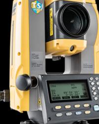 Spek Total Station Topcon GM-105 (R1000M)