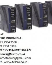 PULS Power Supply:PT.Felcro Indonesia:02129349568:0818790679:sales@felcro.co.id