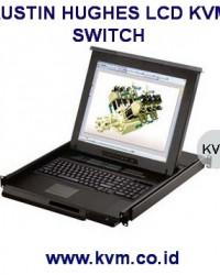 LCD KVM Switch AUSTIN HUGHES bergaransi & murah