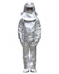 baju tahan api atau Aluminized Fireman Suit