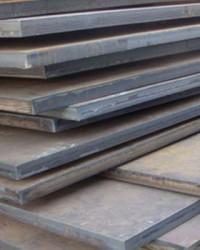 PLAT Corten Steel SPA-H JIS G3125 Equivalent A588