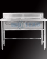 First class modern double bowl perfect 304 stainless steel kitchen sink