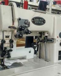 Mesin Jahit Dekorasi Picot S-1722 SAKURA STITCH