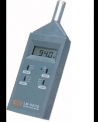 PORTABLE SOUND LEVEL METER  LM-9600