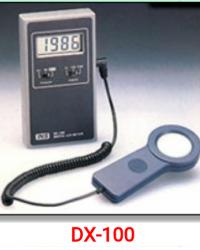 PORTABLE LUX METER - ILLUMINATION METER  INS  DX-100