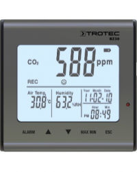 INDOOR AIR QUALITY DATA LOGGER  BZ30