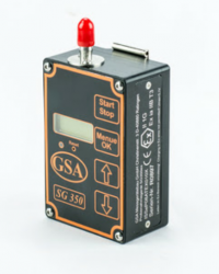 GSA MESSGERATEBAU GmBH - SG350ex - PERSONAL AIR SAMPLER PUMP