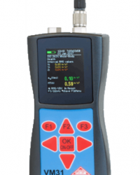 PORTABLE HUMAN VIBRATION METER VM31-Hand Arm and Whole Body