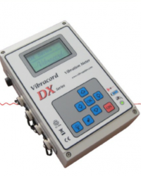 PORTABLE VIBRATION BLASTING MONITOR 7DX-SERIES