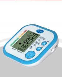 SIMPLE BLOOD PRESSURE MONITOR | ALAT MON