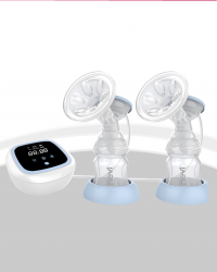 INTELLIGENT ELECTRIC DOUBLE BREAST PUMP | JUAL ELECTRIC DOUBLE BREAST PUMP