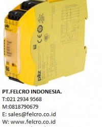Distributor|Pilz GmbH|PT.Felcro Indonesia|02129349568|0818790679|sales@felcro.co.id