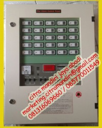 Master Control Panel FIRE Alarm HORINGLIH Konvensional