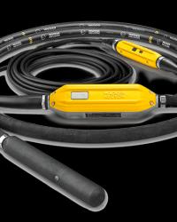 JUAL Internal Vibrator IRFU merk WACKER NEUSON GERMAN
