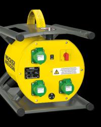 JUAL Electronic Frequency Converter FUE6 merk WACKER NEUSON