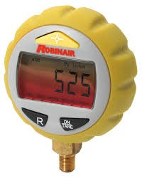 ROBIN AIR RAVG-1 Digital Micron Vacuum Gauge