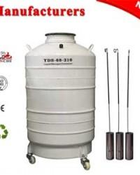 Cina Tangki Nitrogen Cair 60L TIANCHI Produsen