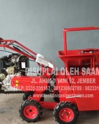 Mesin Panen Jagung Mini tipe SAAM CHD1