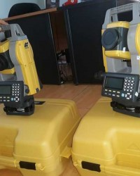 Jual Total Station Topcon GM 52 High Spesifications