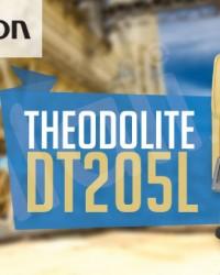 Jual Digital theodolite Topcon DT 205L
