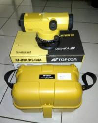 Jual Automatic Level Topcon ATB 4A harga nego