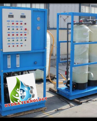 MESIN RO AIR ASIN 10.000 LTR PERHARI