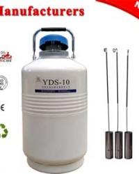 TIANCHI bekas nitrogen cecair 10L Produsen