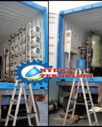 Mobile Drinking Water 6000 Liter PerHour