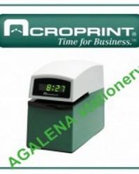 TIME STAMP - ACROPRINT ETC