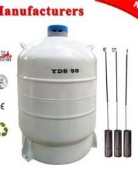 TIANCHI bekas nitrogen cecair 50L Produsen