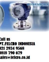 BD Sensors Pressure Transmitters - PT.Felcro Indonesia - 0811910479 - sales@felcro.co.id