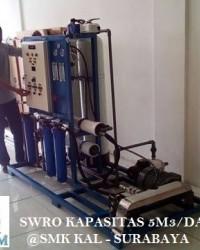 SW RO KAPASITAS 5000 LTR/ DAY