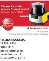 Distributor|Leuze Electronic|PT.Felcro Indonesia|02129349568|0818790679|sales@felcro.co.id