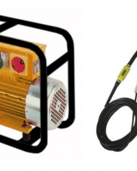 Rotative Converter For High Frequency Vibrator Electric JFC 35