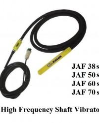 Jedson High Frequency Shaft Vibrator JAF 38s JAF 50s JAF 60s JAF 70s