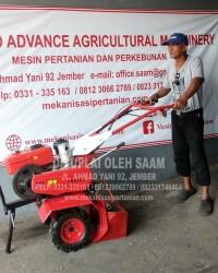 Mini Tiller Diesel SAAM Ridging Tool - Pembuat Guludan