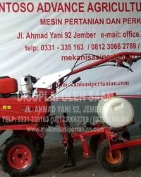 Mini Tiller Diesel SAAM Mulching Implement - Pembuat Mulsa